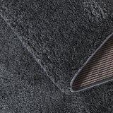 Hoogpolig vloerkleed Gardo Antraciet 501-05_