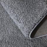 Hoogpolig vloerkleed Gardo Zilver 501-04_