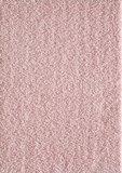 Roze hoogpolig vloerkleed of karpet Seram 1300_