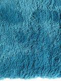 Hoogpolig tapijt Living 023 kleur Turquoise_