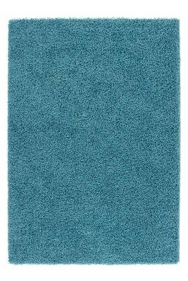 Hoogpolig vloerkleed Nord Blauw