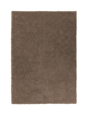 Hoogpolig vloerkleed taupe Granta 160060