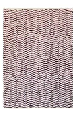 Aanbieding wollen karpetten Retif Purple