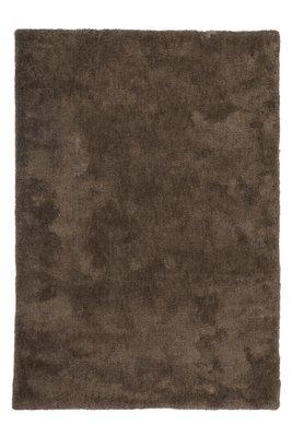 Vloerkleed hoogpolig taupe Komodo