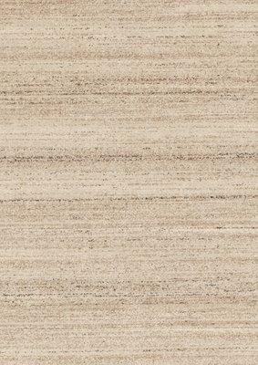 Wollen design vloerkleden Wool Plus 469 Natur