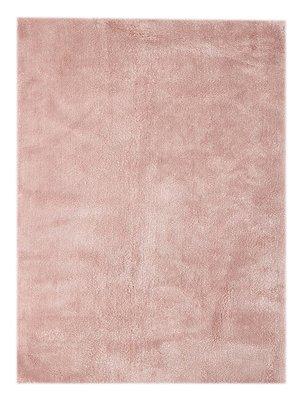 Handgemaakt hoogpolig vloerkleed Ballast 100 kleur Pink