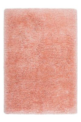 Hoogpolig handgemaakt vloerkleed Morres 444 kleur Abrikoos