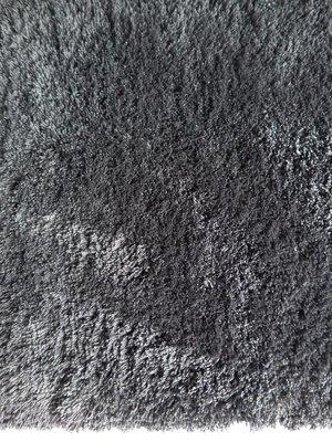 Hoogpolig tapijt Living 042 kleur Grijs