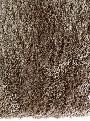 Hoogpolig tapijt Living 084 kleur Taupe