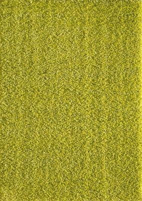 Groen hoogpolig vloerkleed of karpet Seram 1300
