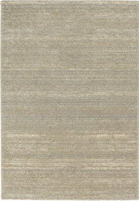 Effen vloerkleed Soraja kleur beige 150/007